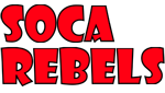 Soca Rebels Logo