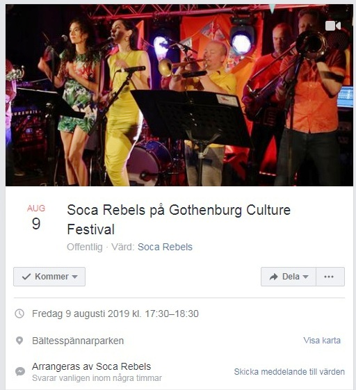 Gothenburg Culture Festival