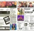 Soca Rebels in Trinidad Express May 2012