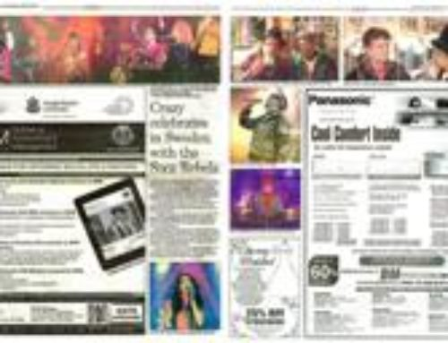 Latest article about Soca Rebels in Trinidad Express 9th May 2012